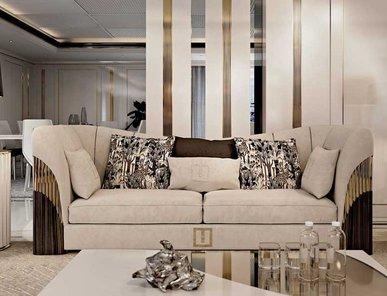 Итальянский диван GLAMOUR фабрики TESSAROLO