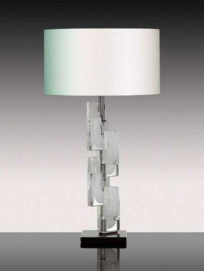 Американская настольная лампа ESHA ALTA фабрики DONGHIA