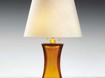Американская настольная лампа TORRE фабрики DONGHIA