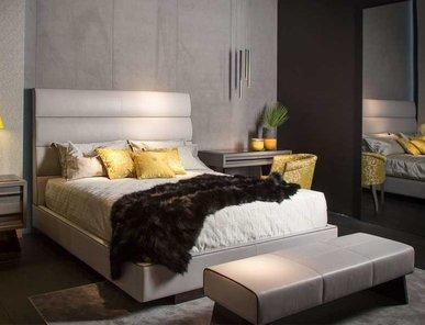 Итальянская кровать фабрики MALERBA