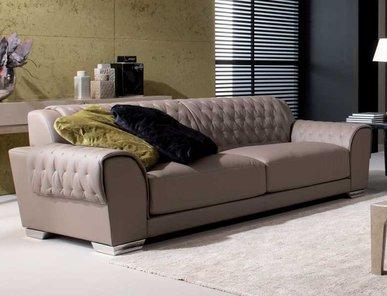 Итальянская мягкая мебель MPLACE фабрики MALERBA