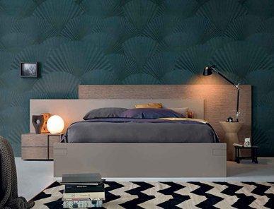Итальянская спальня HUG фабрики GIELESSE