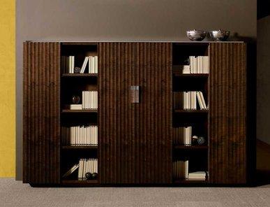 Итальянский книжный шкаф RED CARPET RC509 фабрики MALERBA