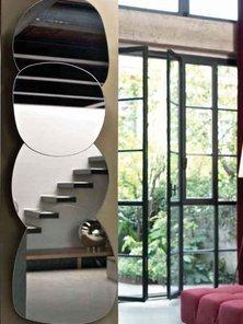Итальянское зеркало CIOTOLO фабрики BONTEMPI CASA