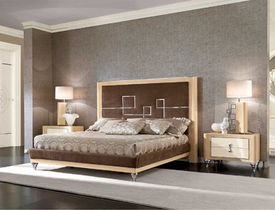Итальянская спальня PARIGI фабрики REDECO