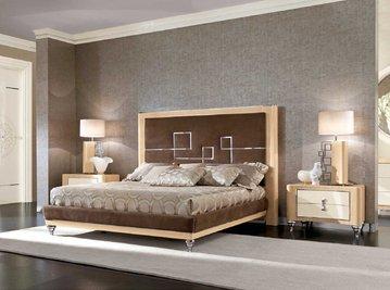 Итальянская кровать PARIGI фабрики REDECO