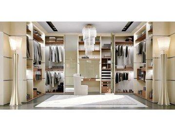 Итальянская гардеробная PARIGI фабрики REDECO