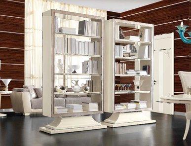 Итальянский книжный шкаф VENEZIA фабрики REDECO
