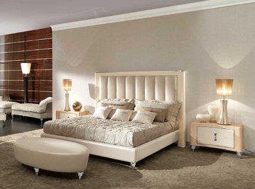 Итальянская кровать VENEZIA фабрики REDECO