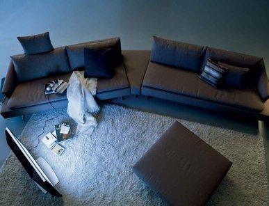 Итальянский диван ITACA-3 фабрики BONTEMPI CASA