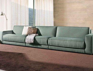Итальянский диван SOFT-2 фабрики BONTEMPI CASA