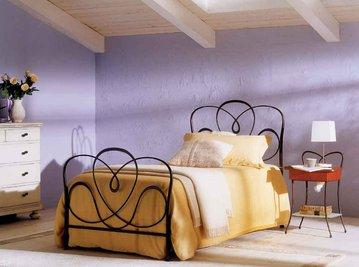 Итальянская кровать Mirto фабрики BONTEMPI CASA