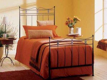 Итальянская кровать Dalia/S фабрики BONTEMPI CASA