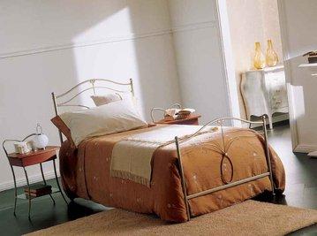 Итальянская кровать Stella/S фабрики BONTEMPI CASA