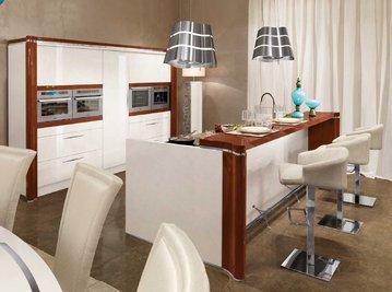 Итальянская кухня HOME NEWS фабрики REDECO