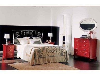Итальянская спальня Macramè фабрики BONTEMPI CASA
