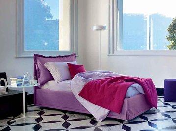 Итальянская кровать ARIANNE-1 фабрики BONTEMPI CASA