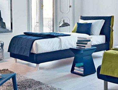 Итальянская кровать LOUISE-1 фабрики BONTEMPI CASA