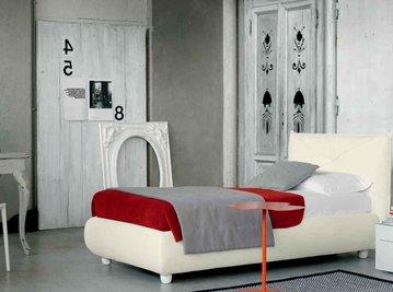 Итальянская кровать CATUN-1 фабрики BONTEMPI CASA