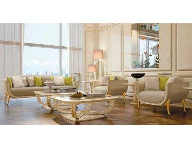Итальянская мягкая мебель MONTE CARLO фабрики REDECO