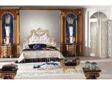 Итальянская спальня DECOR ROYAL 01 фабрики BIANCHINI