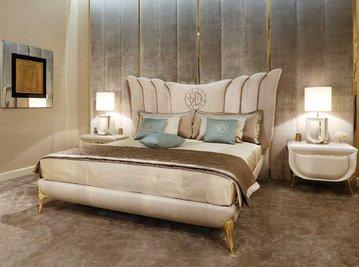 Итальянская кровать MONTE CARLO фабрики REDECO