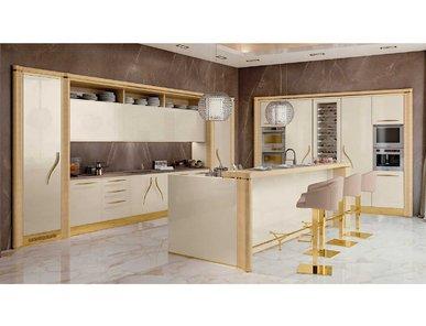 Итальянская кухня SAINT MORITZ фабрики REDECO