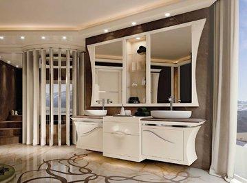 Итальянская мебель для ванной SAINT MORITZ фабрики REDECO