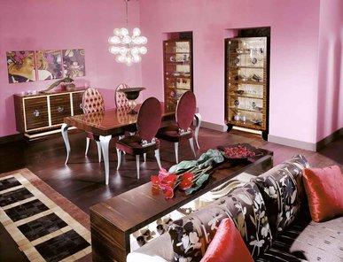 Итальянская гостиная CAFÈ DES ARTS 02 фабрики BIANCHINI