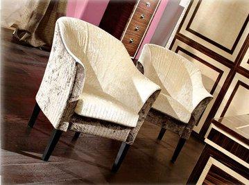 Итальянское кресло CAFÈ DES ARTS 02 фабрики BIANCHINI