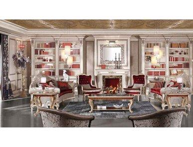 Итальянская мягкая мебель Dubai 01 фабрики BIANCHINI