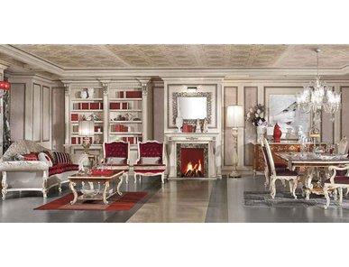 Итальянская гостиная Dubai 01 фабрики BIANCHINI