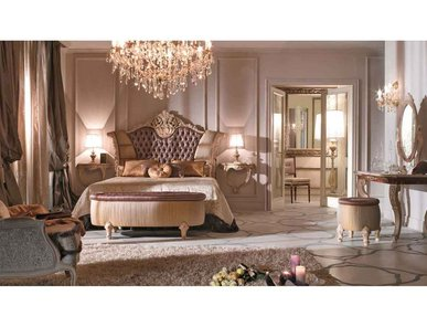 Итальянская спальня Dubai 01 фабрики BIANCHINI