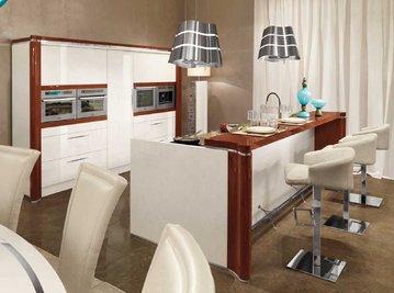 Итальянская кухня TRILOGY фабрики REDECO