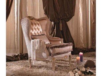 Итальянское кресло Dubai 03 фабрики BIANCHINI