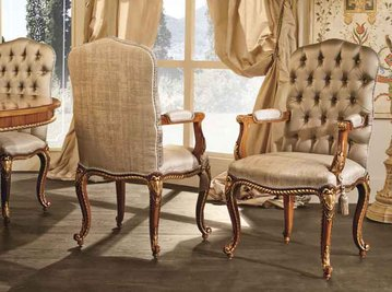 Итальянский стул Saint Petersburg фабрики BIANCHINI