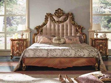 Итальянская кровать Saint Petersburg 02 фабрики BIANCHINI