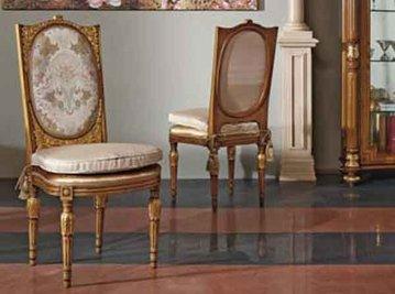 Итальянский стул Verona 01 фабрики BIANCHINI