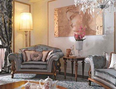 Итальянское кресло Roma фабрики BIANCHINI