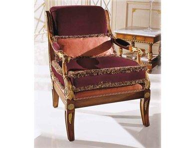 Итальянское кресло Shangai фабрики BIANCHINI