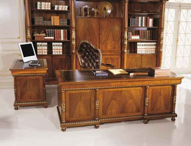 Итальянский письменный стол Florence фабрики BIANCHINI