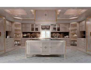 Итальянская кухня Men's lounge фабрики BIANCHINI