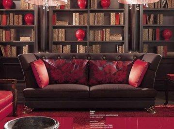 Итальянская мягкая мебель ARGEA фабрики ELLEDUE