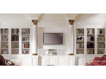 Итальянская мебель для ТВ FIDIA фабрики ELLEDUE