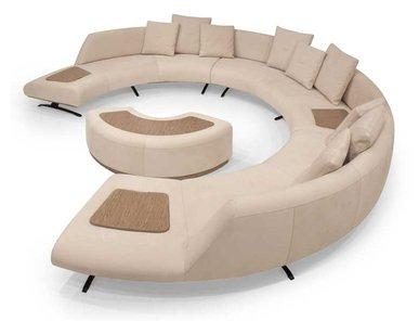 Итальянская мягкая мебель V114 фабрики ASTON MARTIN