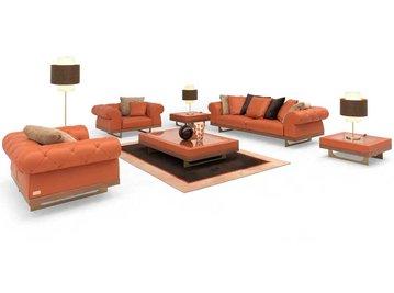 Итальянская мягкая мебель BOBOLI фабрики GHERARDINI HOME