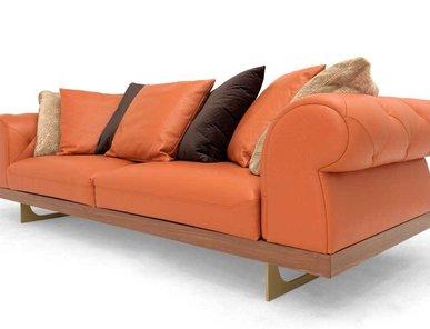 Итальянский диван BOBOLI фабрики GHERARDINI HOME