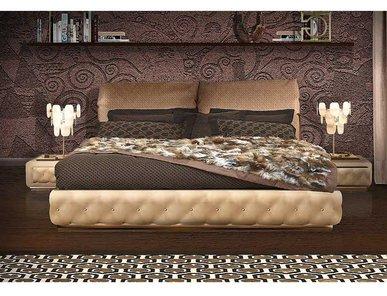 Итальянская кровать DUCCIO фабрики GHERARDINI HOME