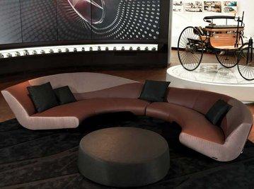 Итальянская мягкая мебель MBS 009 фабрики MERCEDES BENZ STYLE