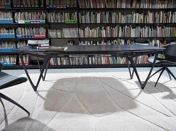 Итальянский письменный стол MBS 002 фабрики MERCEDES BENZ STYLE